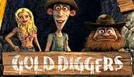 игровые автоматы Gold Diggers играть