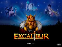 Азартные игры Экскалибур в клубе Вулкан